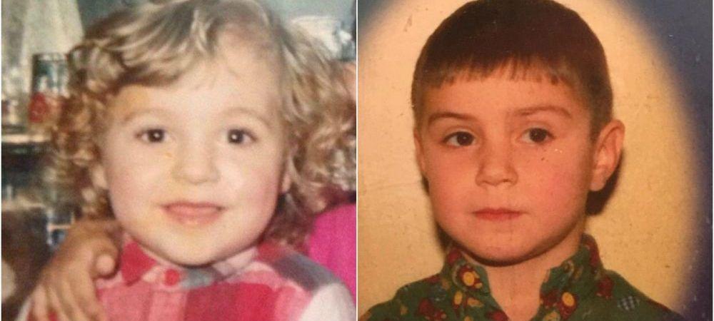 ROMANIA U21: Ce mici erau si cat de MARI au ajuns! Imagini de colectie cu vedetele lui Radoi din copilarie. Ii recunosti pe toti? FOTO