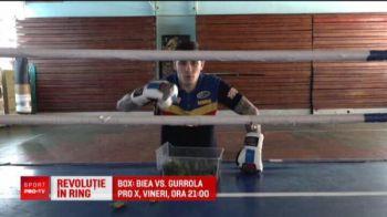 REVOLUTIE IN RING! Biea vs Gurrola in direct la ProX, vineri, ora 21:00