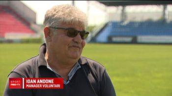 Negoita l-a intrebat si pe Andone daca vrea sa cumpere Dinamo! Ce raspuns a primit patronul din Stefan cel Mare