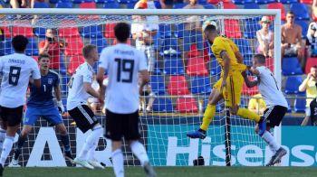 ROMANIA - GERMANIA 2-4 | Romania se opreste in semifinale! Nemtii au dat lovitura pe final: golurile calificarii au fost marcate in minutele 90 si 90+4