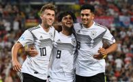 10 lucruri despre adversara Romaniei. Nationala U21 a Germaniei ne-a umilit cu 8-0 la ultima intalnire directa!