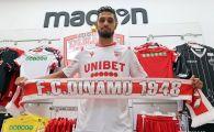 """OFICIAL: Al 7-lea transfer facut de Dinamo! """"Cainii"""" au adus un fotbalist din nationala statului Mauritius, care a mai jucat in Anglia si Franta"""