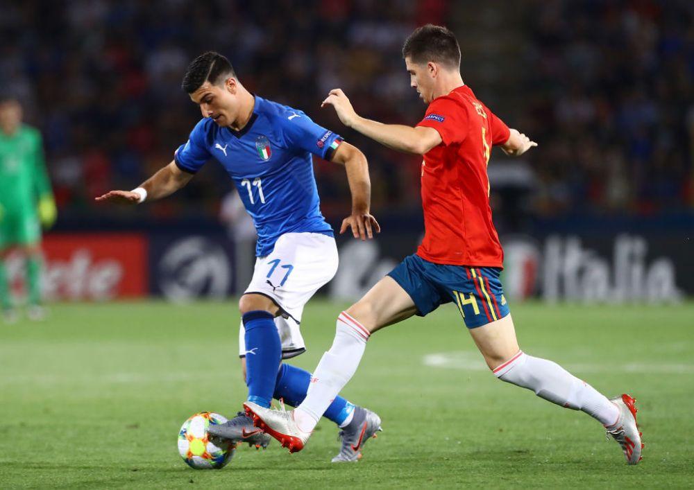 SPANIA U21 - FRANTA U21, LIVE 22:00   A doua semifinala de la EURO U21: spaniolii vor sa egaleze recordul Italiei