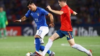 SPANIA U21 - FRANTA U21 4-1 | Spania - Germania, marea finala a EURO U21! Cele doua nationale au jucat finala si la editia precedenta