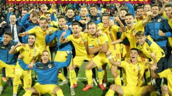 ROMANIA U21 - GERMANIA U21 | Generatia stelara! Romania, peste Germania la toate capitolele in prima repriza