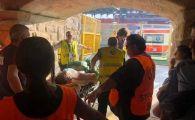 CALDURA INFERNALA in Italia! 4 suporteri romani au lesinat din cauza temperaturilor ridicate in prima repriza a meciului cu Germania