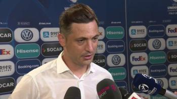 """Mirel Radoi, reactie dura dupa Romania - Germania: """"Finala le-a fost luata baietilor!"""" Ce le-a spus in vestiar. VIDEO"""