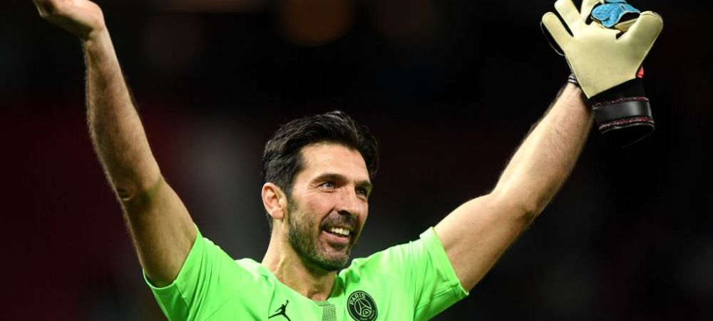 "Buffon semneaza pe un an! Salariu de ""doar"" 1.500.000 euro pe an! Unde va juca"