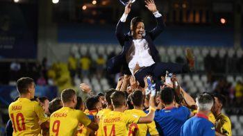 """Becali, atac cu TALPA LA RADOI dupa eliminarea Romaniei: """"L-am adus pe Reghe in locul lui ca sa salvez clubul!"""" Greseala care crede Becali ca a eliminat Romania"""