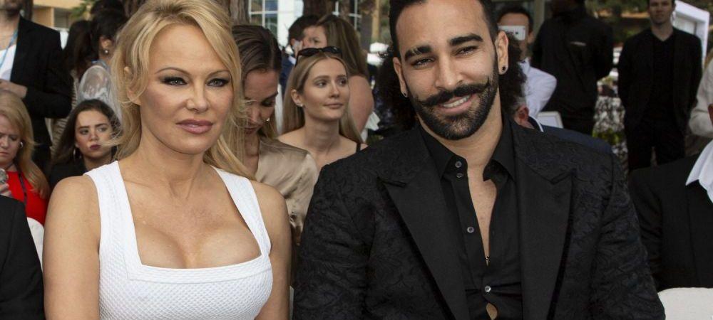 """""""Sunt in stare de SOC!"""" Pamela Anderson il DISTRUGE pe Adil Rami! Actrita a dezvaluit cum era inselata de jucatorul lui Marseille"""