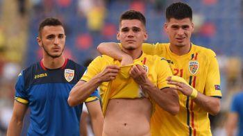 """""""Blatistele au fost servite cu cate 4 goluri!"""" Italienii au explodat dupa ce Romania si Franta au fost eliminate de la EURO U21"""