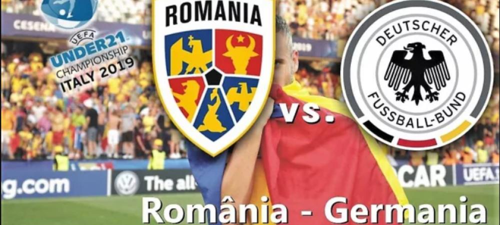 Analiza tactica! Cum a ratat Romania o calificare istorica: unde s-a pierdut semifinala cu Germania