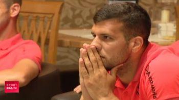 """Campionii au facut galerie Romaniei la EURO U21! Petrescu si jucatorii CFR-ului au urmarit semifinala cu Germania: """"Ne-au facut sa urlam de bucurie, agonie, extaz!"""""""