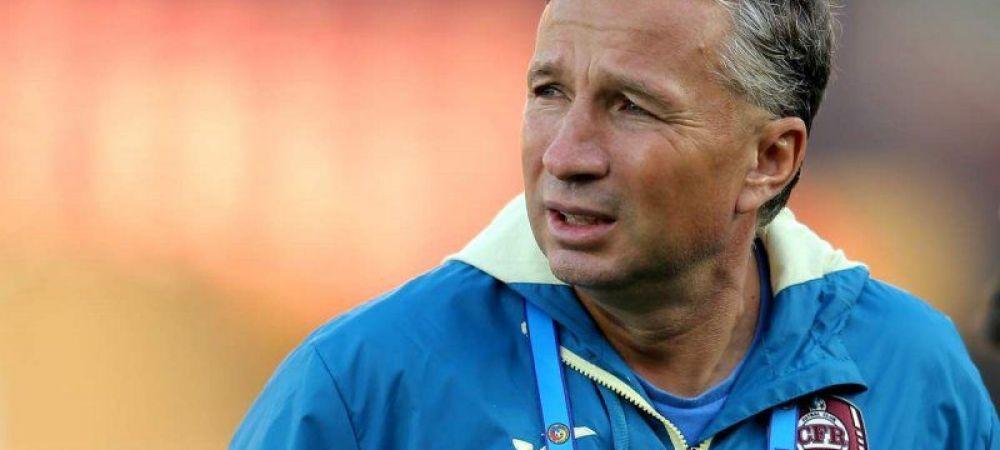 ULTIMA ORA | Dan Petrescu muta pentru grupe: un mijlocas care a jucat la Aston Villa semneaza azi cu CFR