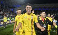 """Alex Pascanu, la revenirea in tara: """"De luni o sa analizez toate optiunile"""" Fundasul nationalei U21 mai are un an de contract cu Leicester, dar poate fi imprumutat"""