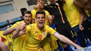 Cum va arata Romania la Jocurile Olimpice! Patru jucatori din actuala nationala U21 nu vor mai fi eligibili, iar Radoi va trebui sa decida pe cine lasa acasa