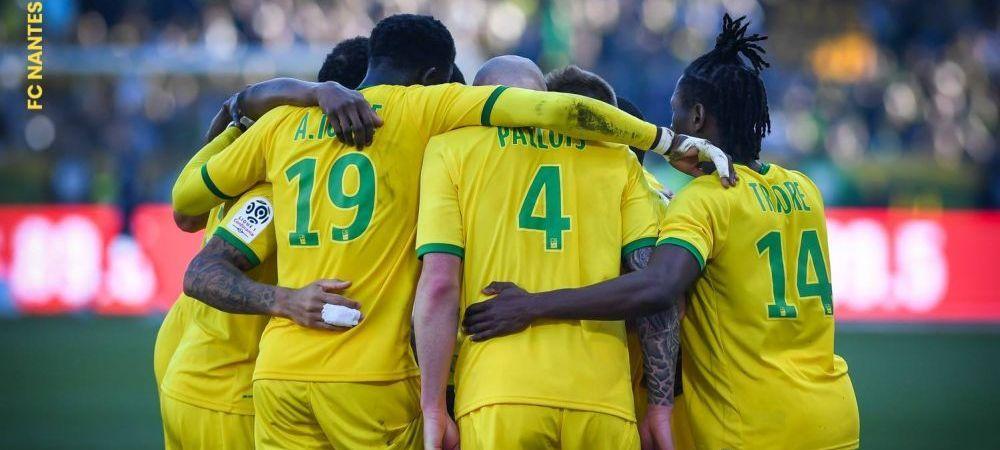 Nantes si-a gasit portar dupa plecarea lui Tatarusanu la Lyon! Vine din Serie A si este cotat la 17 MILIOANE de euro