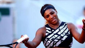 """WIMBLEDON 2019   Serena Wiliams habar NU avea cine este numarul 1 WTA! """"Serios? Wow"""" :)) VIDEO"""