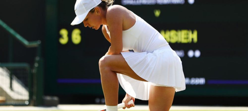 "Simona Halep, printre favorite la Wimbledon! Americanii o lauda: ""Ar putea sa incheie turneul cu un titlu!"""