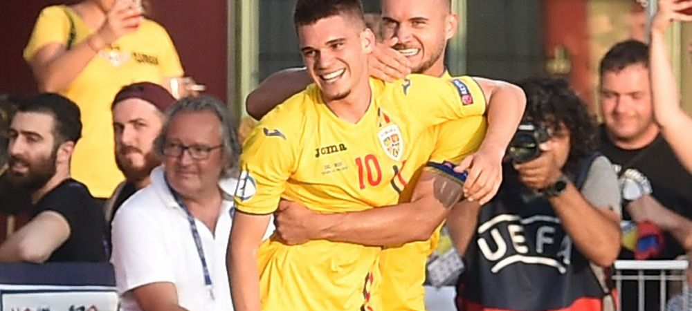 "FABULOS | Nemtii scriu ca Bayern intra in cursa pentru Ianis: ""Candidat pentru a-i inlocui pe Robben, Ribery sau Rodriguez!"" GIGANTUL GERMAN a avut scouteri la EURO U21"