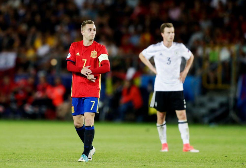 SPANIA - GERMANIA, LIVE 21:45 | Finala cu repetitie: cele doua echipe s-au luptat pentru trofeu si al ultima editie a EURO U21
