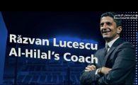 VIDEO EMOTIONANT | Razvan Lucescu, prezentat la Al Hilal! Romanul a semnat contractul