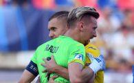 """Nemtii au facut public tot: asa am fost eliminati de la EURO U21! Capitanul Radu, studiat gest cu gest: """"Am fost atenti la miscarile portarului!"""""""