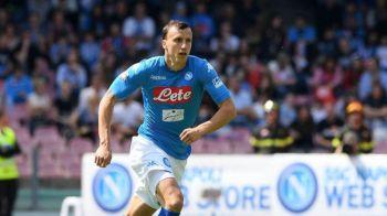 ULTIMA ORA | Unde va juca Vlad Chiriches in sezonul viitor! Seful lui Napoli, De Laurentiis, a facut anuntul!