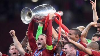 FOTO | Ce tatuaj si-a facut un star de la Liverpool dupa castigarea Champions League! A starnit mii de reactii pe retelele de socializare!