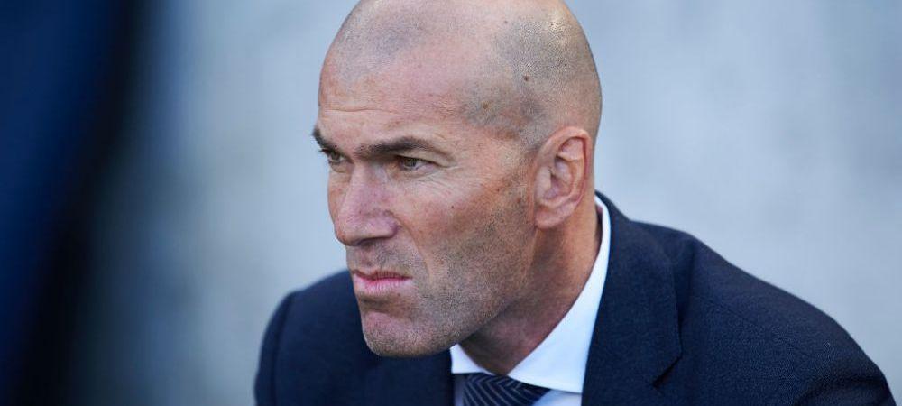 """Zidane, pus la zid dupa finala EURO U21: """"Cand nu joc, normal ca nu sunt acelasi om!"""" Critici subtile pentru antrenorul Realului"""