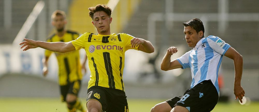 UNBELIEVABLE! A player from Borussia Dortmund has completed