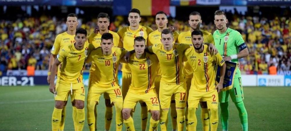 11-le ideal Euro U21, facut de GOAL.COM: un singur roman a prins echipa!