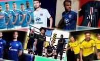 Echipamente 2019/2020: Man. City si-a prezentat tricourile! Cum se imbraca marile echipe in sezonul urmator. Galerie FOTO
