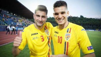 Fotbalistul de la Barcelona care i-a dat FOLLOW lui Ianis Hagi dupa ce a aflat ca ar putea deveni colegi! Hagi Jr. a atras atentia multora la EURO U21