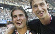 """""""Adri, trezeste-te! Am avut un cosmar! Am visat ca Ronaldo era mai bun ca mine!"""" Poveste geniala spusa de Mutu, din perioada cand impartea camera cu Ibra"""