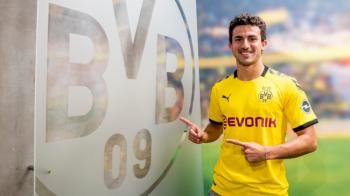 OFICIAL | Borussia Dortmund i-a luat un jucator Barcelonei! El fi noul aparator dreapta al vicecampioanei Germaniei