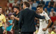 Real Madrid s-a despartit azi de un jucator important! Anunt de ultima ora pe Bernabeu