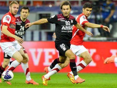 """""""Teixeira se intoarce la Rapid!"""" Salariul urias pe care i-l ofera Rapidul: record pentru Liga a 2-a"""