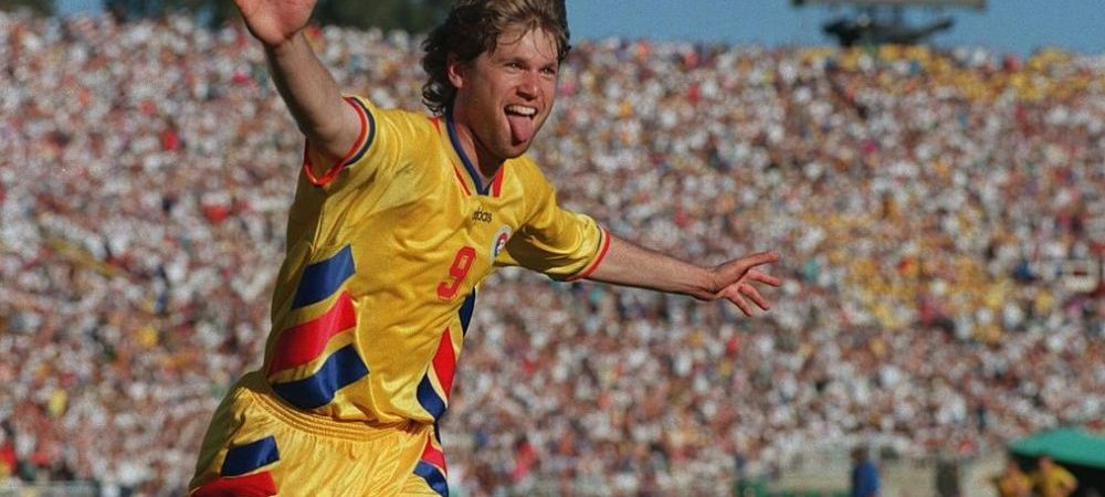 """""""Ne-a dus intr-un parc, am facut terapie de grup!"""" Raducioiu, poveste nestiuta despre cum s-a recuperat nationala Romaniei dupa 1-4 cu Elvetia, la Mondialul din 94"""