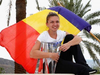 """Simona Halep, Ianis sau Radu, cine va fi portdrapelul Romaniei la Olimpiada? Halep: """"Mi-as dori foarte mult sa fiu eu!"""""""