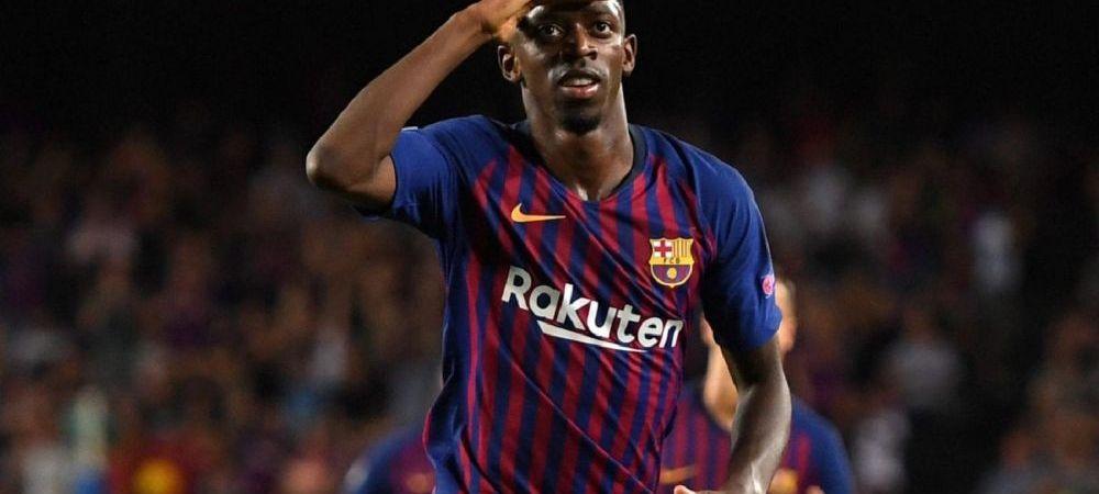 Prima oferta OFICIALA pentru Dembele! Barcelona a REFUZAT 70 de milioane de euro