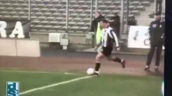 Zinedine Zidane a executat probabil cel mai prost corner din ISTORIA fotbalului! Faza pe care si-o doreste STEARSA de pe net :)