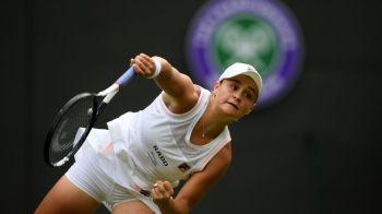 Ashleigh Barty, LIDER ADEVARAT in WTA! Si-a zdrobit adversara in primul tur la Wimbledon 2019