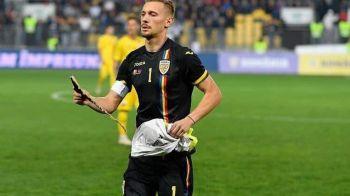 """""""Am avut un vis inca de la meciul cu Liechtenstein!"""" Care a fost marele regret al lui Ionut Radu"""