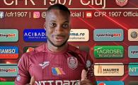 OFICIAL | CFR si-a prezentat jucatorul care a jucat la Aston Villa si Rennes