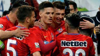 FCSB, CFR si Craiova, implicate in mutarea verii in Liga 1! Un jucator pus pe liber de Becali poate ajunge la Cluj