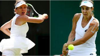 WIMBLEDON 2019   SIMONA HALEP - MIHAELA BUZARNESCU, 6-3, 4-6, 6-2! Simona Halep castiga primul meci din circuitul WTA contra Mihaelei Buzarnescu! Cu cine va juca in turul urmator