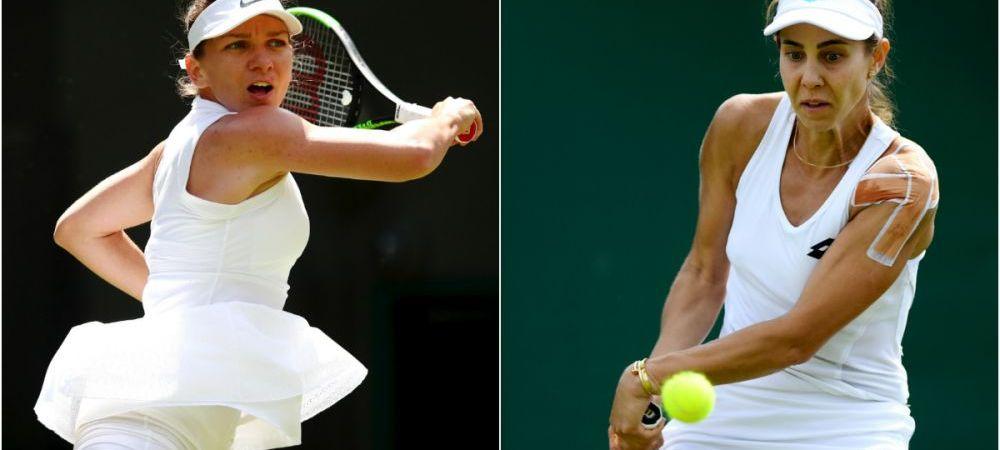 WIMBLEDON 2019 | SIMONA HALEP - MIHAELA BUZARNESCU, 6-3, 4-6, 6-2! Simona Halep castiga primul meci din circuitul WTA contra Mihaelei Buzarnescu! Cu cine va juca in turul urmator