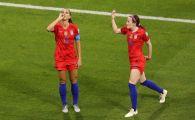 Alex Morgan i-a scandalizat pe englezi dupa ce a marcat golul victoriei Statelor Unite in semifinalele Mondialului! Ce gest a facut vedeta SUA