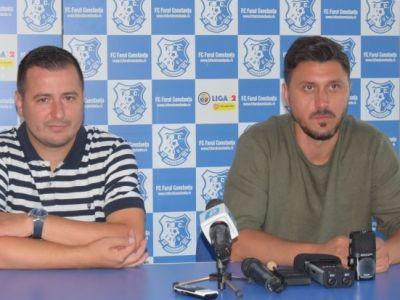OFICIAL: Ianis Zicu se va lupta cu Pancu si Stoican pentru promovarea in Liga 1! Marica l-a pus antrenor la Farul!
